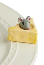 Nora Fleming cheese, please!, mouse (mini)