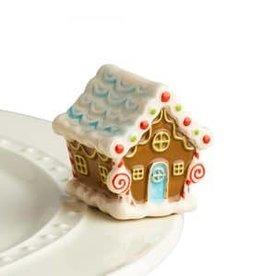 Nora Fleming candyland lane (gingerbread house)
