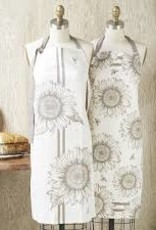 Sunflower Apron in Basket