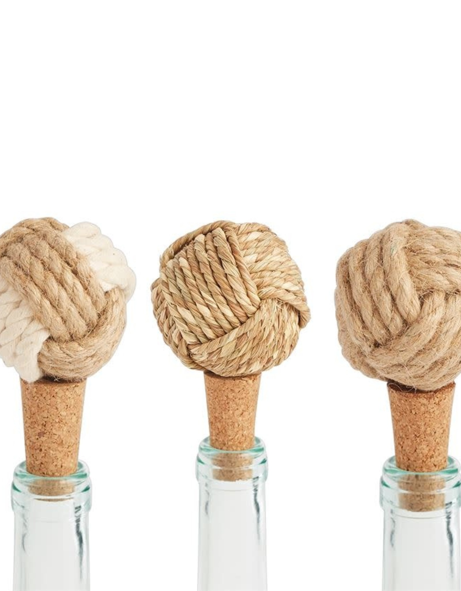 Wine Stopper, Rope knot