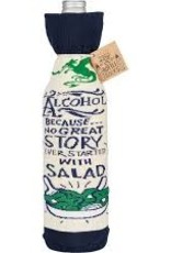 No Great Story Started w Salad