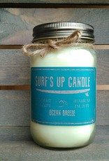 Surf's Up Candle
