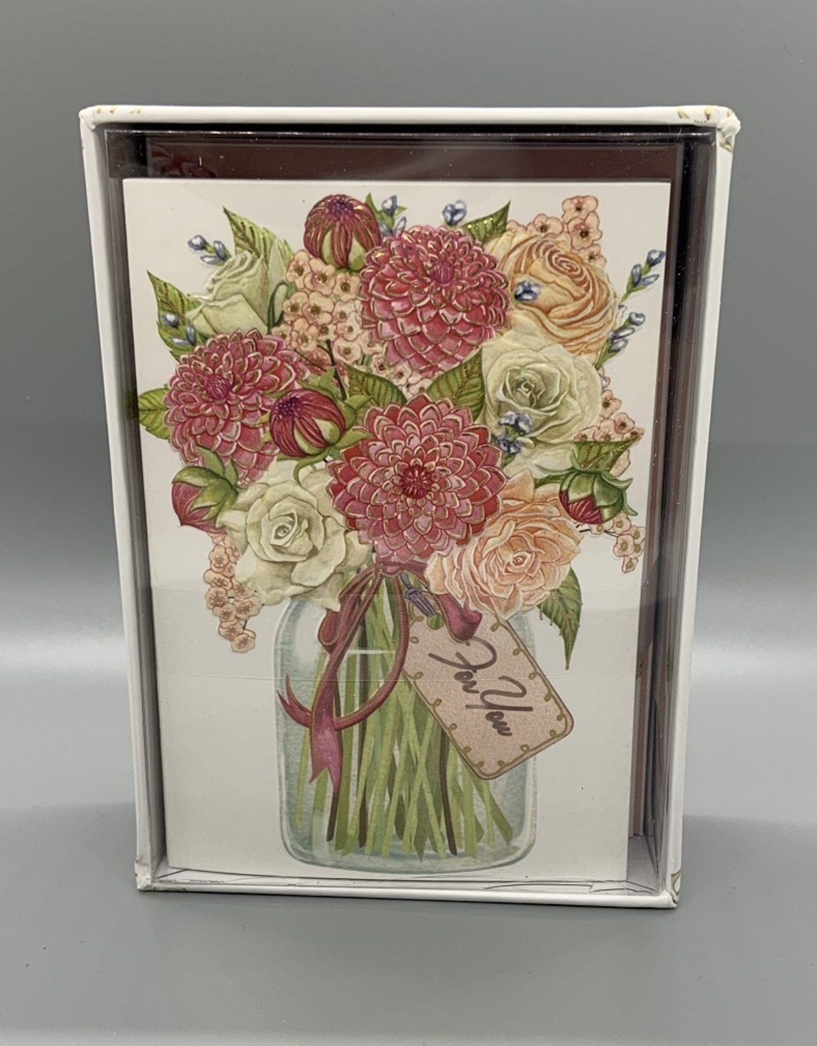 Pictura Note Cards - Mason Jar