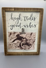Inset Box Frame - High Tides