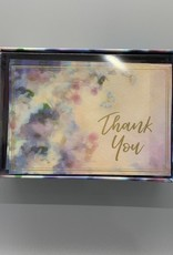 Pictura Thank you Note Cards Watercolor