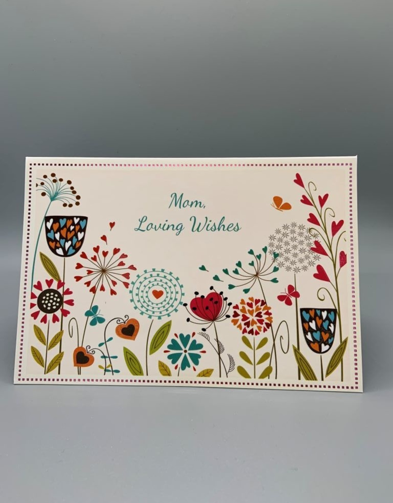 Pictura Mother's Day Card - Mom, Loving Wishes
