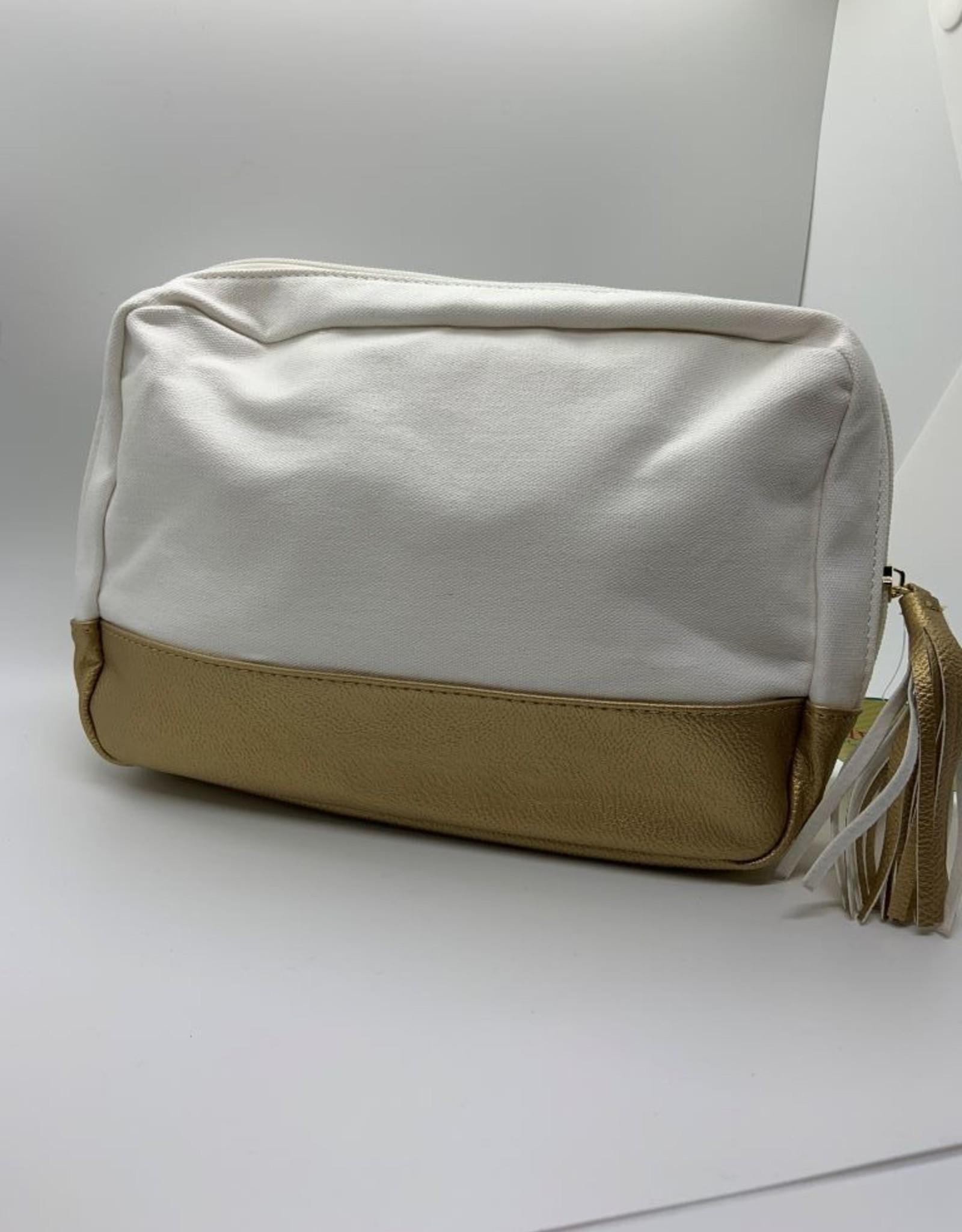 Viv & Lou Cabana Cosmetic Bag