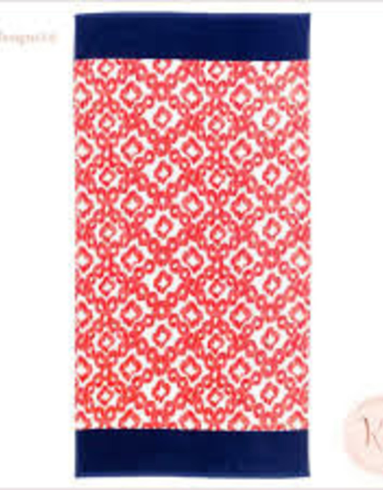 Viv & Lou Beach Towel