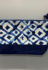 Indigo Canvas Bag