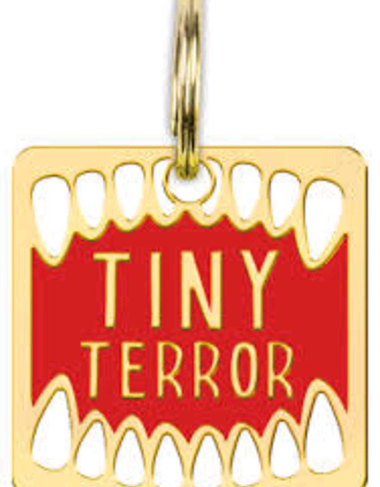 Collar Charm - Tiny Terror