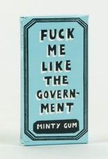 Blue Q Gum