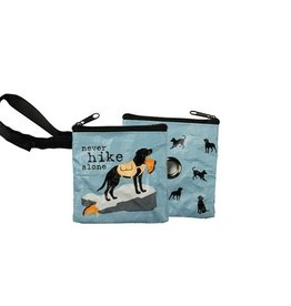 Pet Bag Pouch, Never Hike Alone