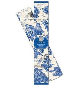 MichelDesign Works Indigo Cotton Drawer Liner