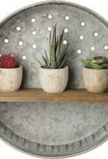 Shelf Round Wall