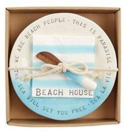Beach House Cheese Set