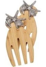 Sea Shell Salad Forks
