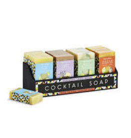 Cocktail Hour Soap, Tequila Sunrise