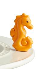 Nora Fleming Horsin' Around, (Sea Horse) mini