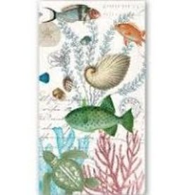 MichelDesign Works Sea Life Hostess Napkin