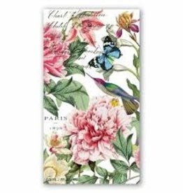 MichelDesign Works Peony Hostess Napkin