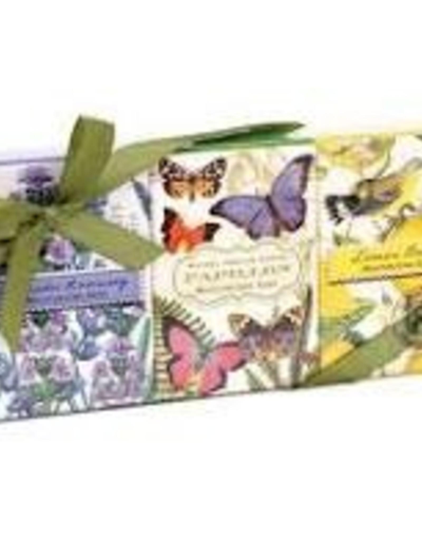 MichelDesign Works Mini Soap Set - Lav, Papillon, Lemon