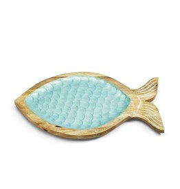 Fish Tray Shimmering Scales