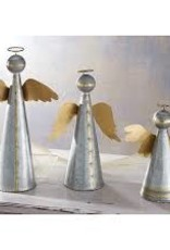 Angel Tin Shelf Sitter, Large