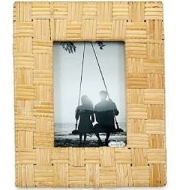 Rattan Frame, 5x7