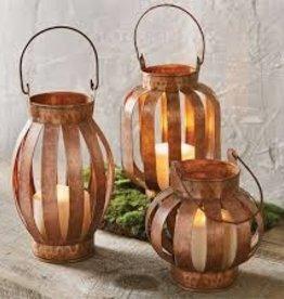 Copper Lantern, Medium