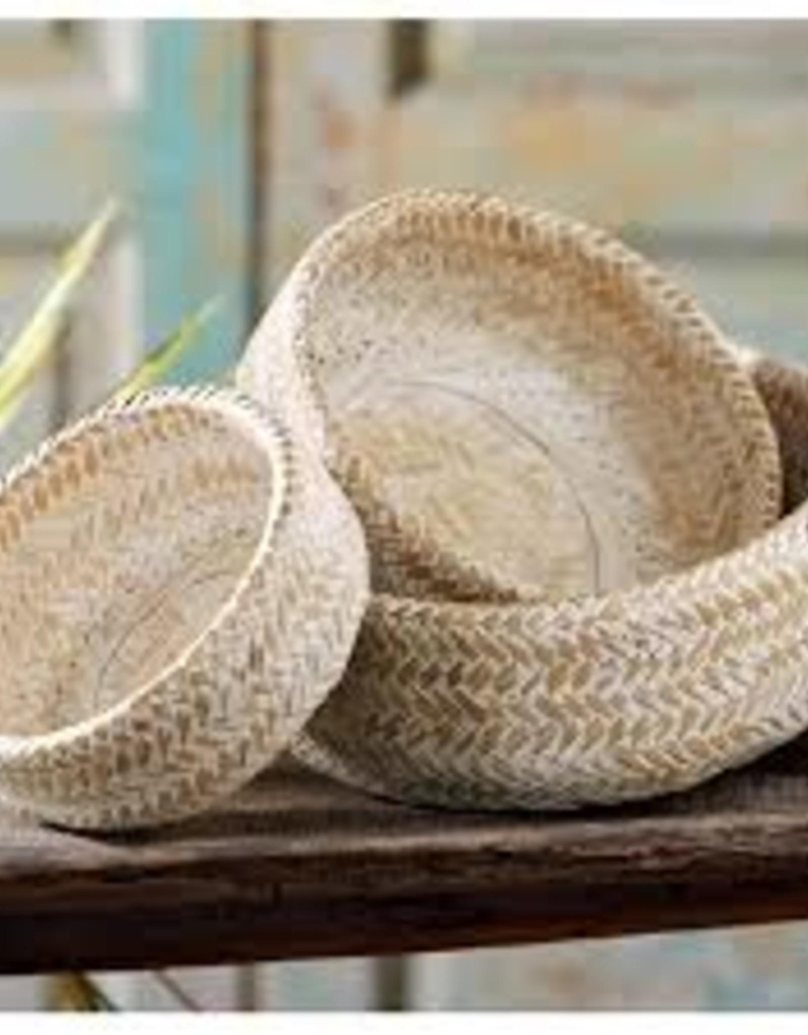 Nesting Bamboo Bowl Set of 3