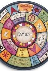 Lazy Susan, Family Values