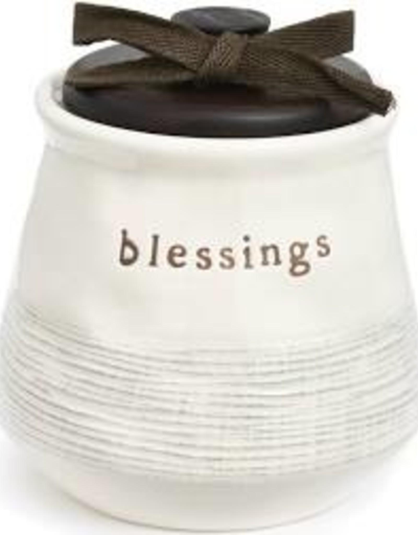 Jar, Blessings