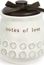 Jar, Notes of Love