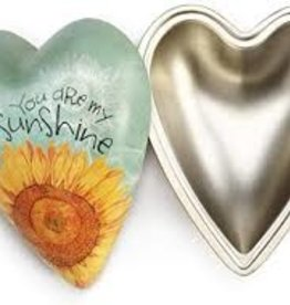 You Are My Sunshine Art Heart Keeper