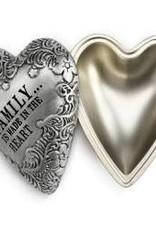 Family is... Art Heart Keeper
