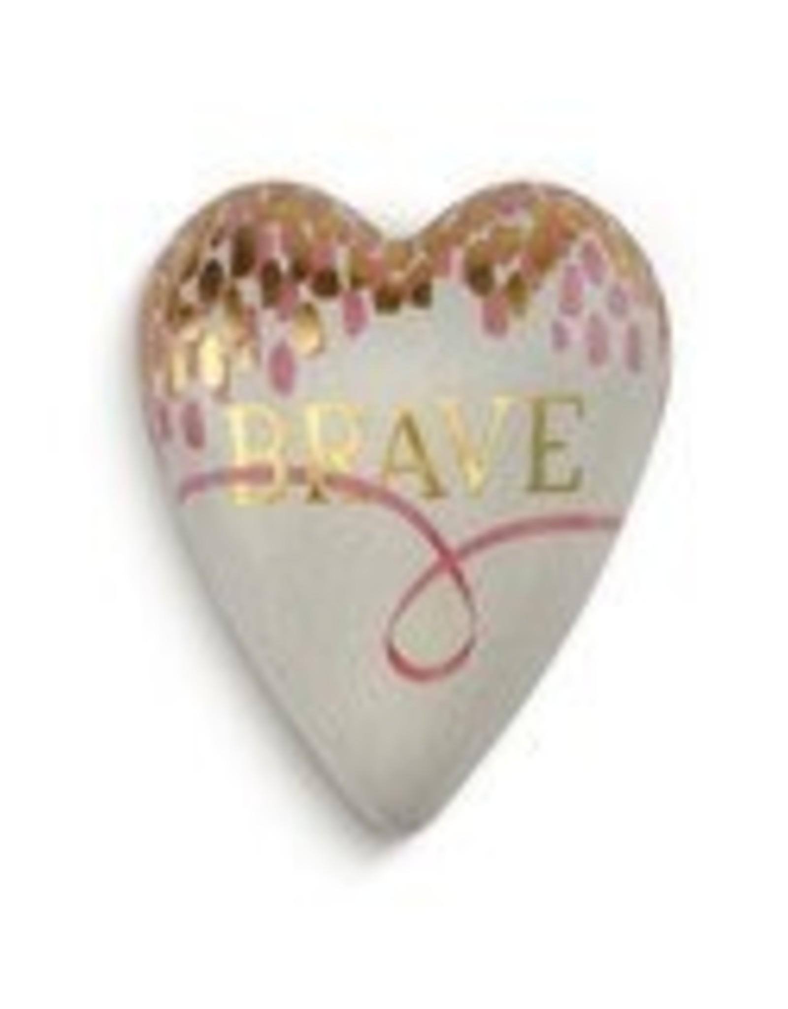 Brave Art Heart Keeper