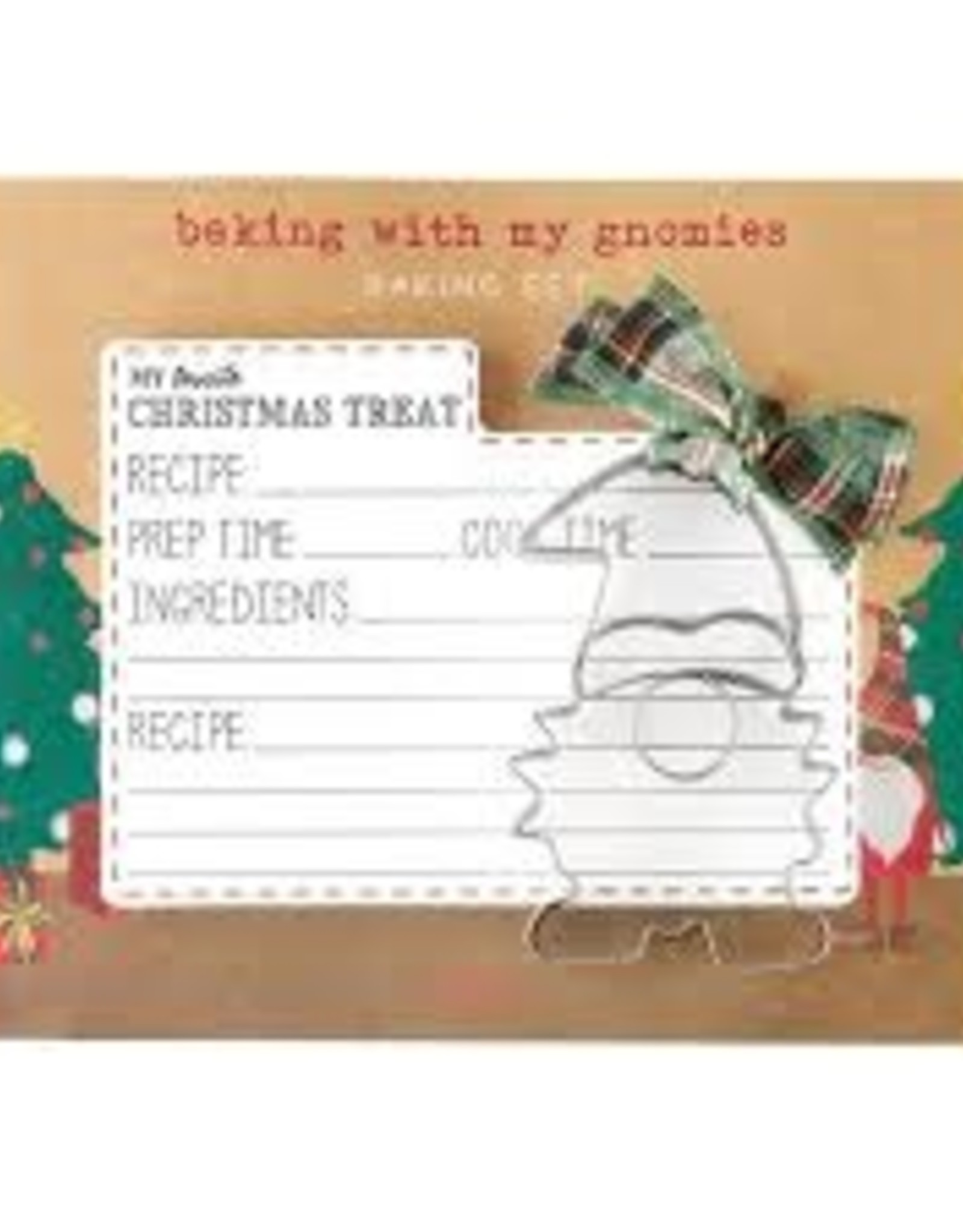 Baking with My Gnomies Set