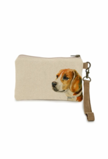 CottnCurls Wristlet, Beagle