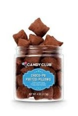 Candy Club Choco PB Pretzel Pillows