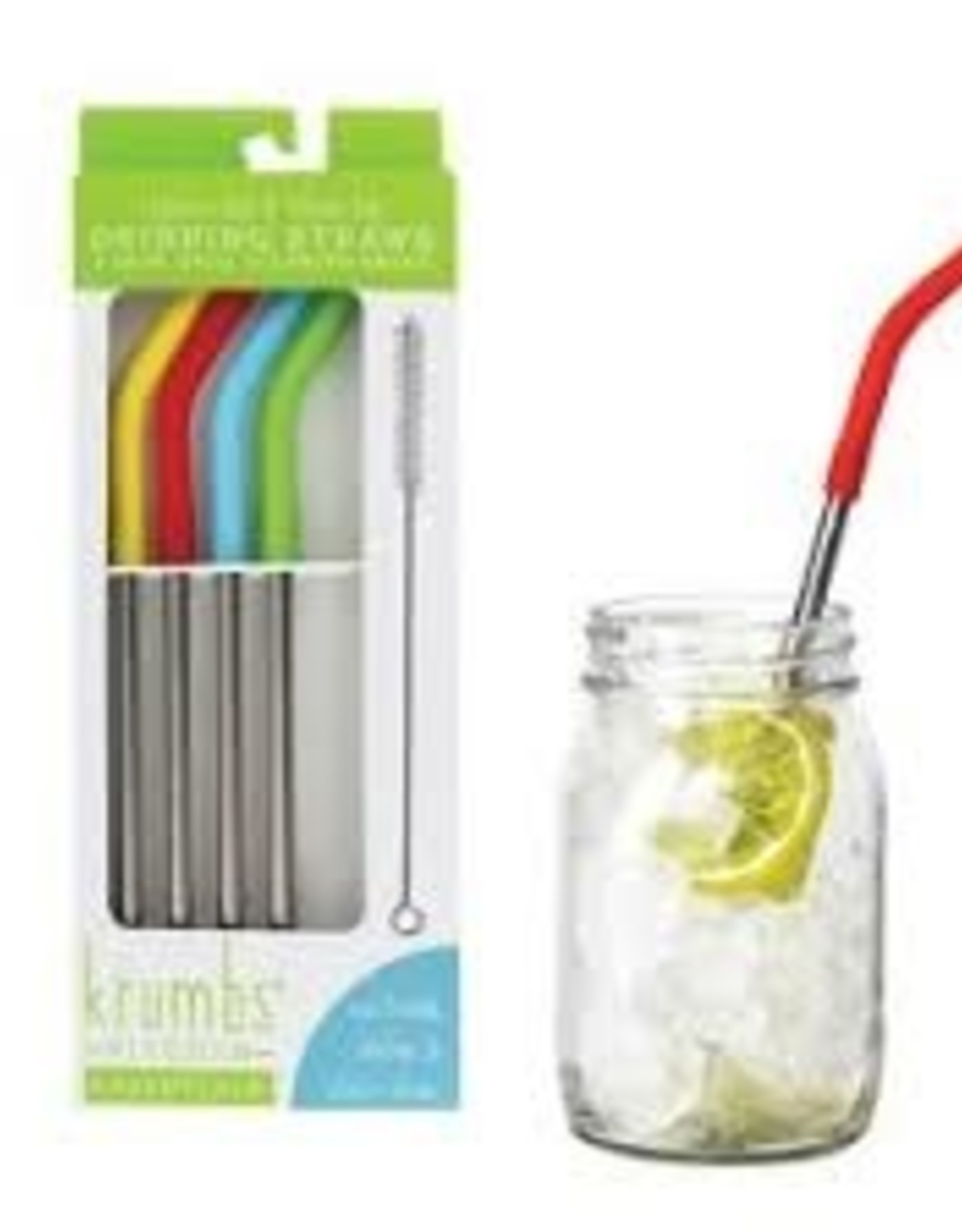 Stainless Steal Straw Set