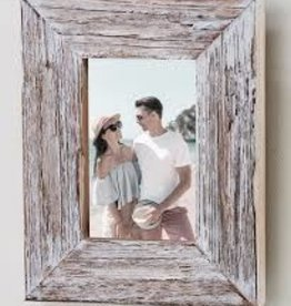 GiftCraft Driftwood Frame, 4x6