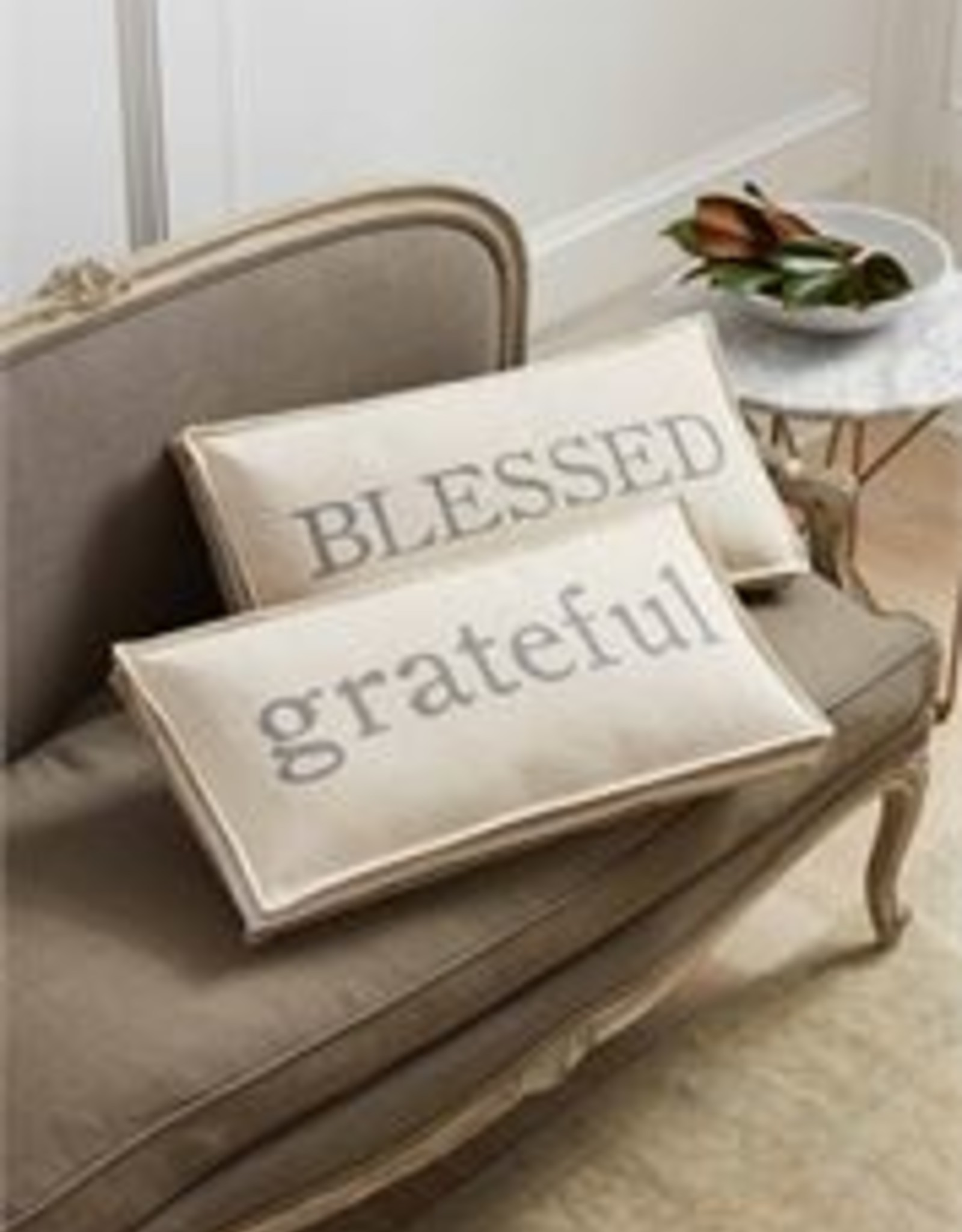 Pillow, Grateful