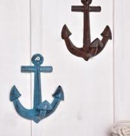 GiftCraft Cast Iron Hook, Anchor