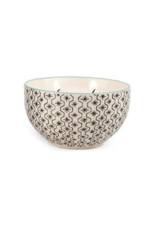 Paddywax Painted Bowl Candle, Small, Earl Grey & Lavender