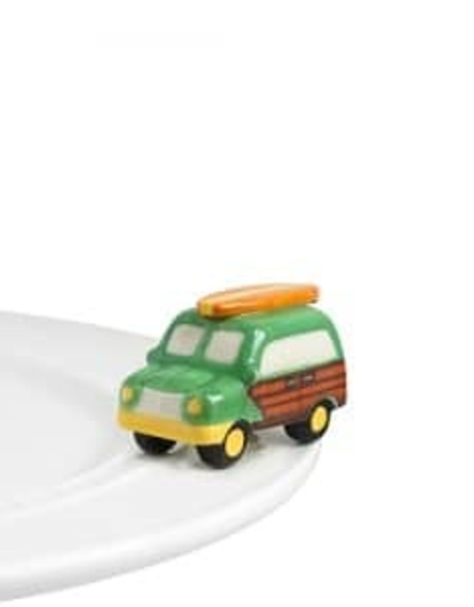 Nora Fleming Surf's Up Mini (Woody)