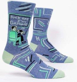 Blue Q Socks, F Off I'm Gaming