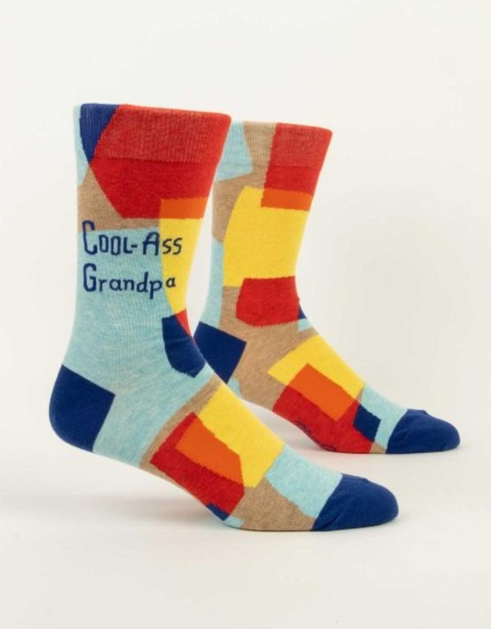 Blue Q Socks, Cool Ass Grandpa