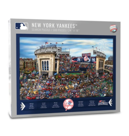White Mountain Puzzles Puzzle, Yankees