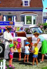 White Mountain Puzzles Puzzle, Ice Cream Truck