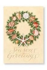Cape Shore Boxed Christmas Cards - Season's Greetings